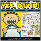 Back to School Yes David Activities for Promoting Positive Behavior
