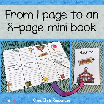 Back to School MiniBook