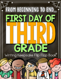 Back to School First Day of Third Grade | Distance Learning