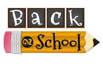 Back to School and Lesson Plan/Grade Book Bundle