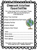 Back-to-School and Open House Printables!