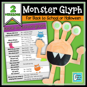 Back to School and/or Monster Glyph