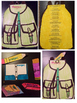 Back to School backpack craftivity and activities to boost