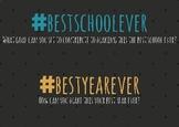 Back to School- #bestschoolever #bestyearever