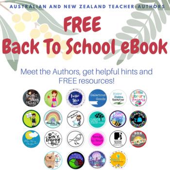 Back to School eBook - Australian and New Zealand Teacher Authors Collaboration