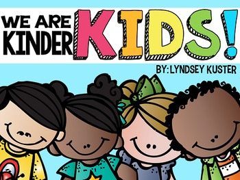 Beginning of the Year Activities (Kindergarten)