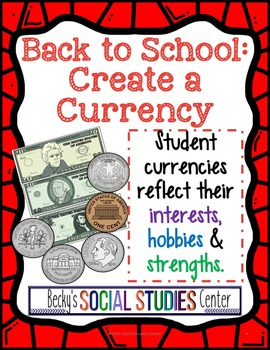 Back to (Middle) School: Redesign the Dollar Bill to Reflect Their Interests