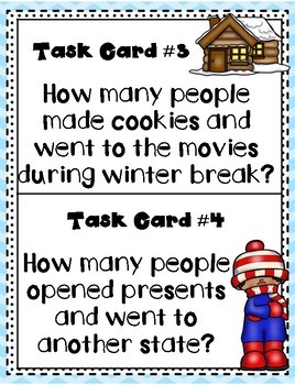 Back to School for the New Year Math and Writing Activities