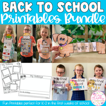 Back to School in Australia Pack