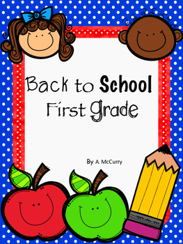 Back to School in First Grade