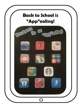 "Back to School is ""App""ealing"
