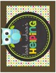 Back to School is a Hoot Add on Classroom signs and labels kit