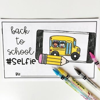 Back to School Writing for the Beginning of Year