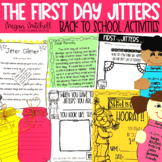 Back to School with First Day Jitters