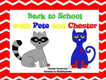 Back to School with Characters