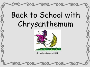 Back to School with Chrysanthemum