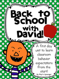 Back to School with David!
