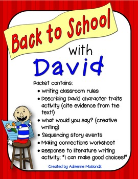 Back to School with David