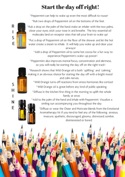 Back to School Happy and Healthy with Essential Oils