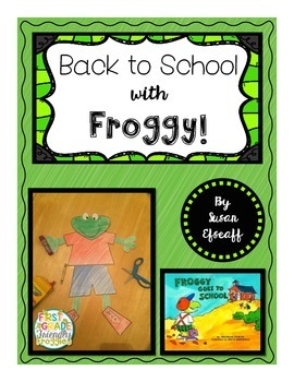 Back to School with Froggy!
