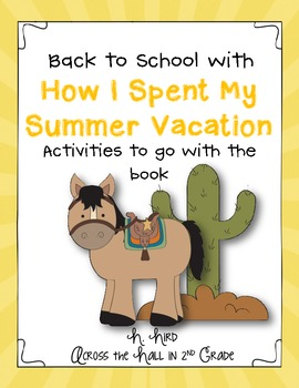 "Back to School with ""How I Spent My Summer Vacation"""