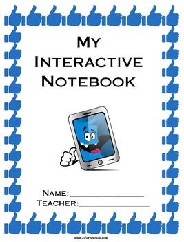 Back to School with Interactive Notebook and Likes