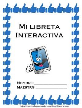 Back to School with Interactive Notebook/Libreta Interactiva