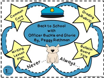 Back to School with Officer Buckle and Gloria