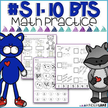 Back to School with The Cat & Chester #s 1-10