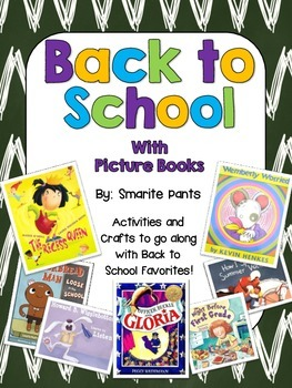 Back to School with Picture Books