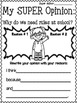 Back to School with SUPER Citizens for 1st-2nd Grades (Sup