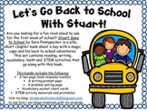 Back to School with Stuart:Book Activities for Stuart Goes
