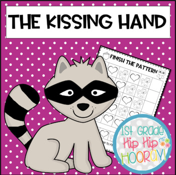 Craft and Activities with The Kissing Hand!