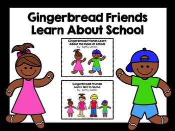 Back to School with the Gingerbread Friends