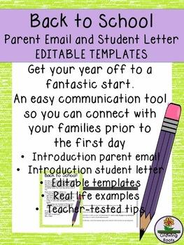 Back to School Communication