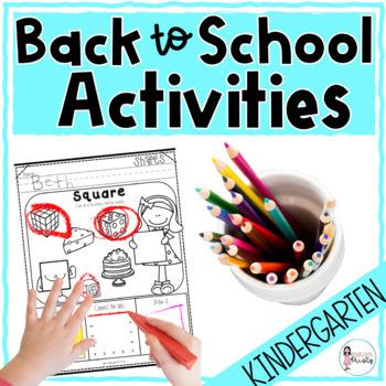 Back to School_Kindergarten