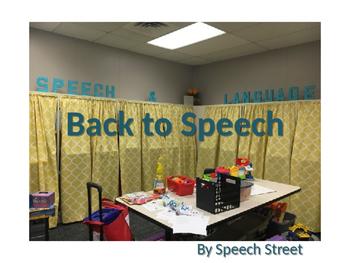 Back to Speech book