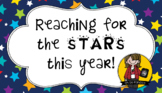 Back to Student Gift Tag | Reaching for the Stars