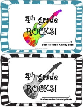 Back-to-School: 4th Grade