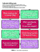 Back to school - Getting to know you and icebreakers activities