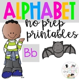 Back to school Letter of the Week Alphabet- Letter Bb