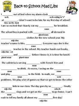 Decisive image inside mad libs printable middle school