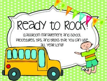 Back to school {Mega Pack!}