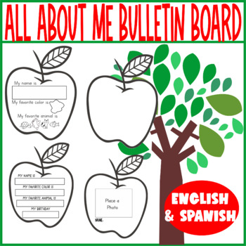 """Back to school activity, """"Share a little of yourself"""" tree"""