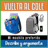 Back to School Activity Pack - Intermediate Spanish