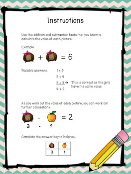 #StartFreshBTS Back to school - addition and subtraction reasoning