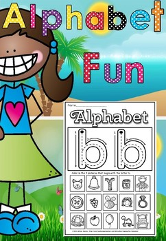 Back to school alphabet