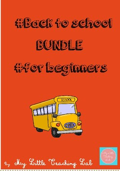 Back to school bundle for beginners