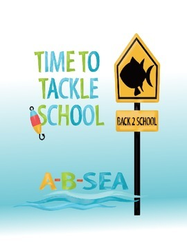 Back to school bulletin board-fish