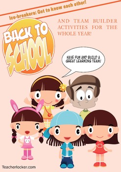 Back to school bundle NO PREP